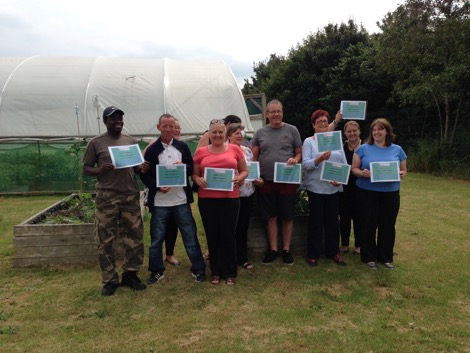 Nurturing Nature South Liverpool Housing Group