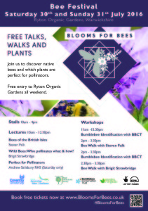 Want to get a Buzz? Come and enjoy a free day out!!